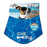 ALL FOR PAWS Bandana Refrescante Chill out, M (Paquete de 1)