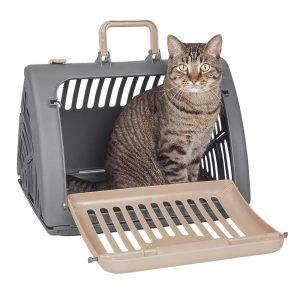 Los mejores transportines para gatos